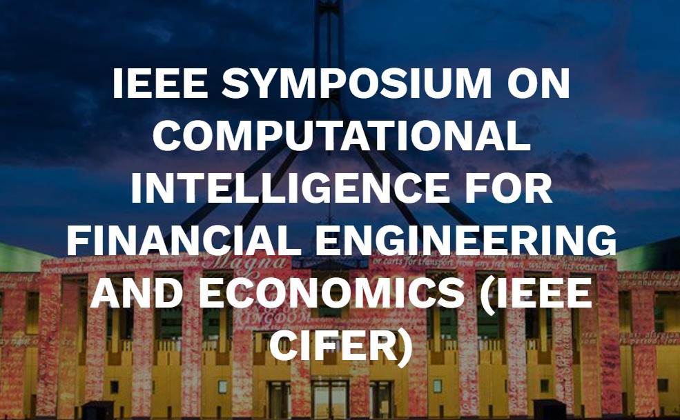 IEEE CIFER 2020