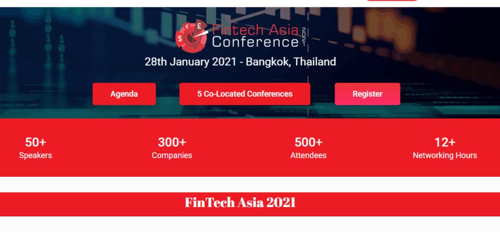 Fintech Asia 2021