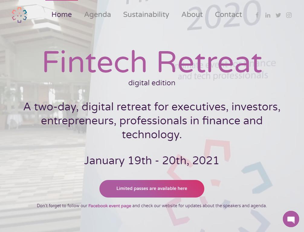 Fintech Retreat 2021