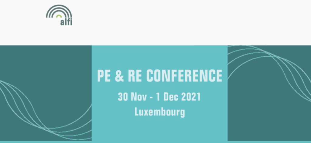 ALFI PE & RE Conference