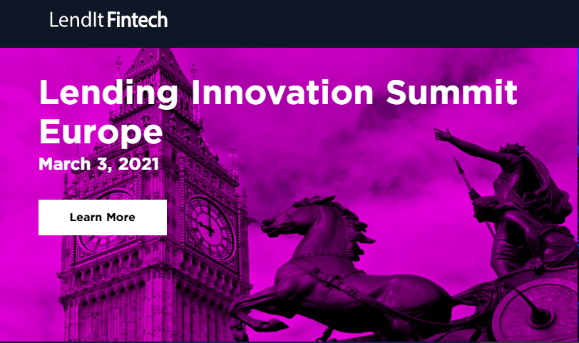 Lending Innovation Summit Europe