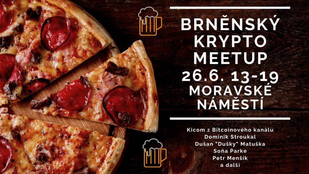 Crypto meetup in Brno