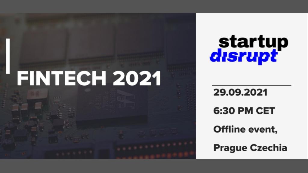 FinTech 2021 – Start up Disrupt