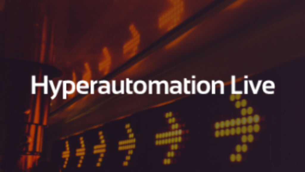 Hyperautomation Solution Showcase