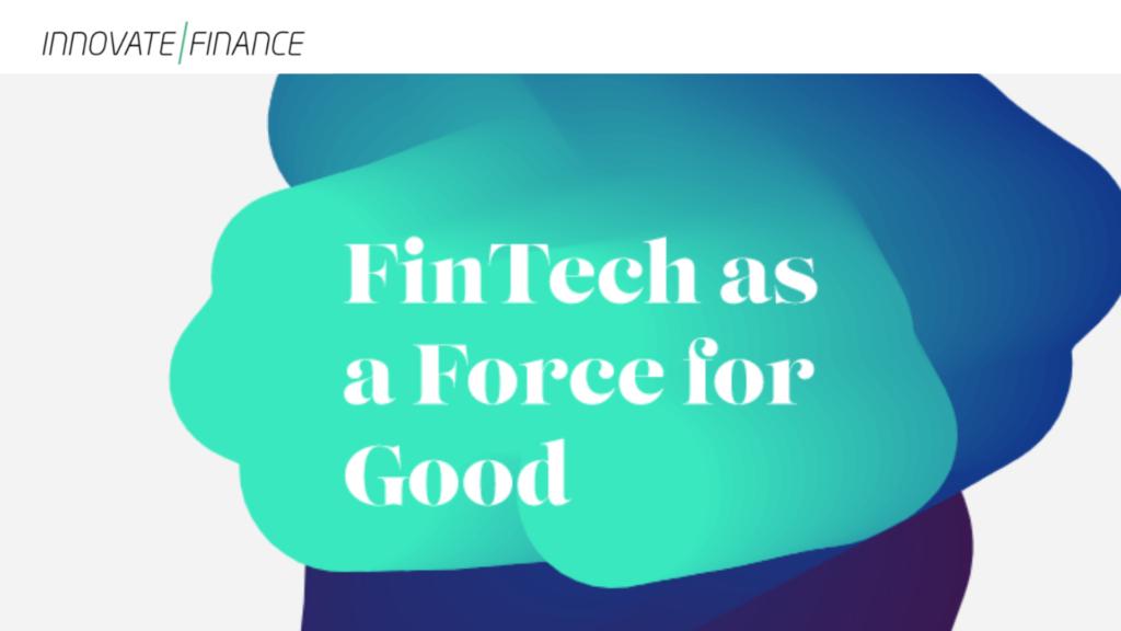 Innovate Finance Forum