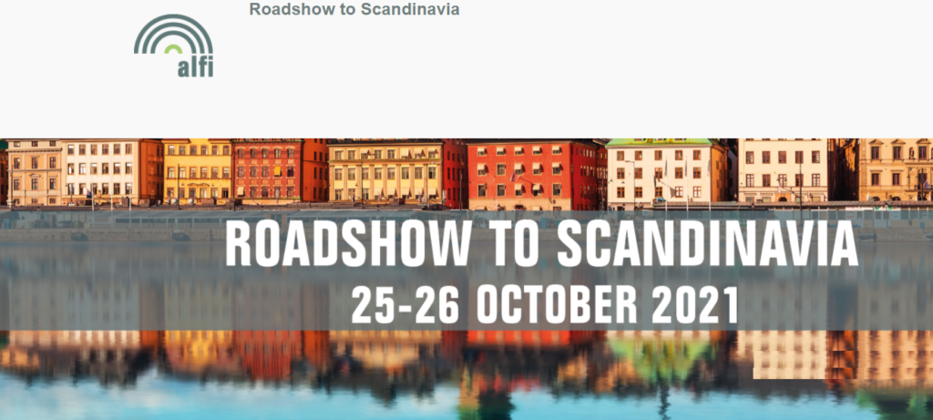 ALFI Roadshow to Scandinavia