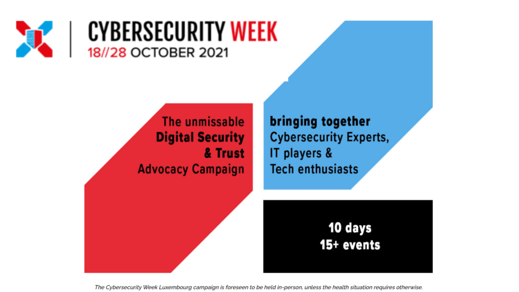 Cybersecurity week