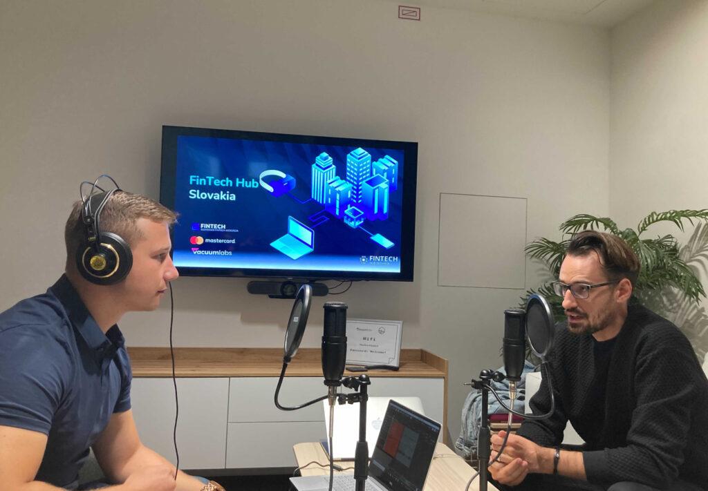 FinTech Hub Slovakia a Slovenská FinTech Asociacia podcast s Ondřejem Mikulčíkem z CTIT